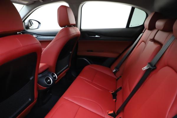 New 2021 Alfa Romeo Stelvio Q4 for sale $48,050 at Alfa Romeo of Westport in Westport CT 06880 19
