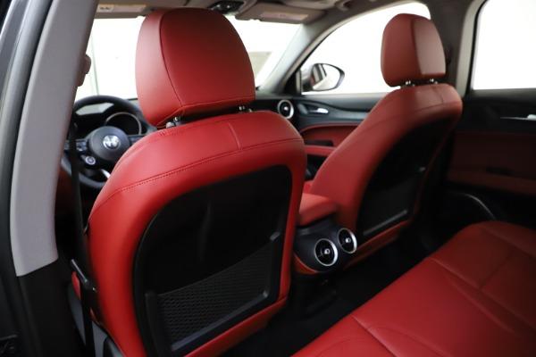 New 2021 Alfa Romeo Stelvio Q4 for sale $48,050 at Alfa Romeo of Westport in Westport CT 06880 20