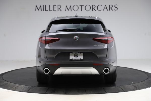 New 2021 Alfa Romeo Stelvio Q4 for sale $48,050 at Alfa Romeo of Westport in Westport CT 06880 6