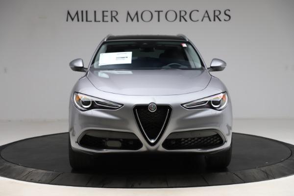 New 2021 Alfa Romeo Stelvio Ti Q4 for sale $55,900 at Alfa Romeo of Westport in Westport CT 06880 12
