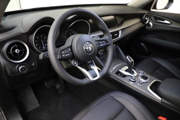 New 2021 Alfa Romeo Stelvio Ti Q4 for sale $55,900 at Alfa Romeo of Westport in Westport CT 06880 13