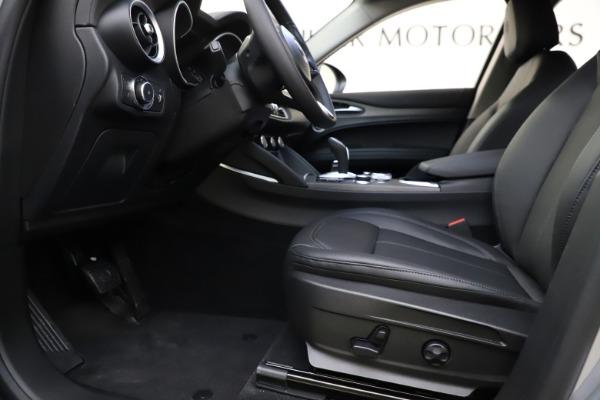 New 2021 Alfa Romeo Stelvio Ti Q4 for sale $55,900 at Alfa Romeo of Westport in Westport CT 06880 14