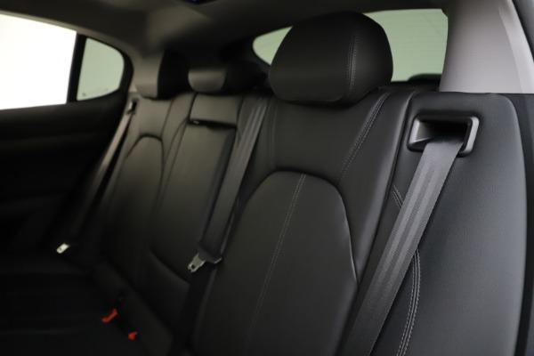 New 2021 Alfa Romeo Stelvio Ti Q4 for sale $55,900 at Alfa Romeo of Westport in Westport CT 06880 18