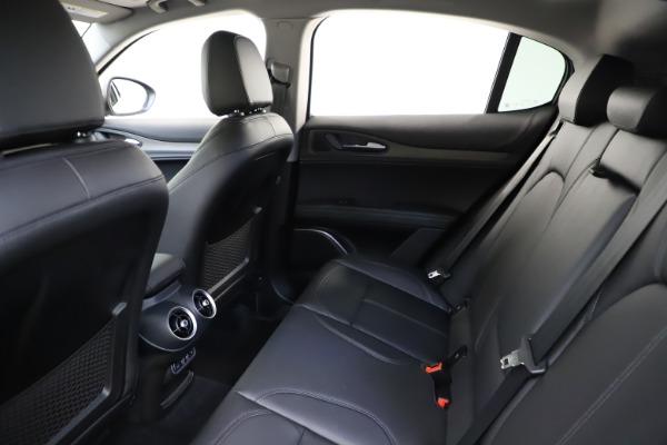 New 2021 Alfa Romeo Stelvio Ti Q4 for sale $55,900 at Alfa Romeo of Westport in Westport CT 06880 19