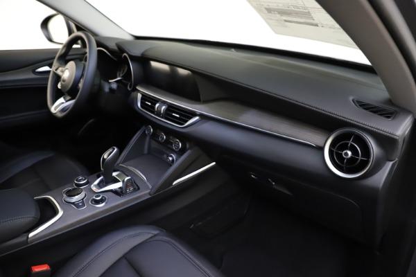 New 2021 Alfa Romeo Stelvio Ti Q4 for sale $55,900 at Alfa Romeo of Westport in Westport CT 06880 22