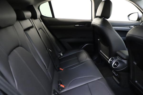New 2021 Alfa Romeo Stelvio Ti Q4 for sale $55,900 at Alfa Romeo of Westport in Westport CT 06880 27