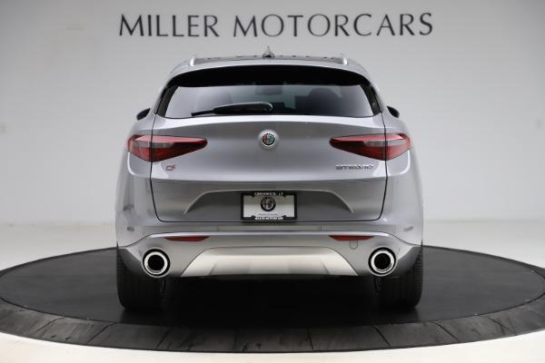 New 2021 Alfa Romeo Stelvio Ti Q4 for sale $55,900 at Alfa Romeo of Westport in Westport CT 06880 6