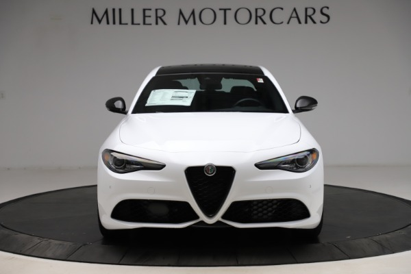 New 2021 Alfa Romeo Giulia Ti Sport for sale $52,940 at Alfa Romeo of Westport in Westport CT 06880 12