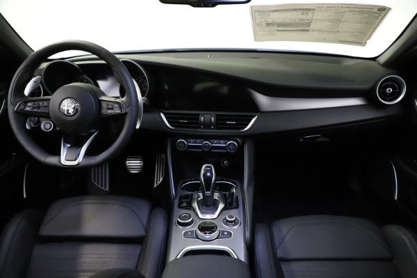 New 2021 Alfa Romeo Giulia Ti Sport for sale $52,940 at Alfa Romeo of Westport in Westport CT 06880 16