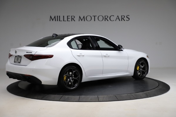 New 2021 Alfa Romeo Giulia Ti Sport for sale $52,940 at Alfa Romeo of Westport in Westport CT 06880 8