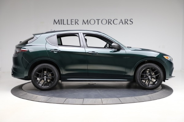 New 2021 Alfa Romeo Stelvio Ti Sport Q4 for sale $56,450 at Alfa Romeo of Westport in Westport CT 06880 9
