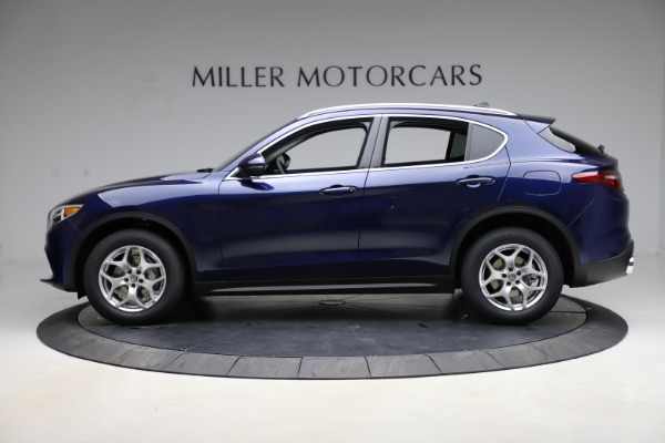 New 2021 Alfa Romeo Stelvio Q4 for sale $49,145 at Alfa Romeo of Westport in Westport CT 06880 3