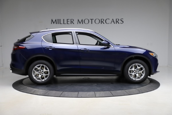 New 2021 Alfa Romeo Stelvio Q4 for sale $49,145 at Alfa Romeo of Westport in Westport CT 06880 9
