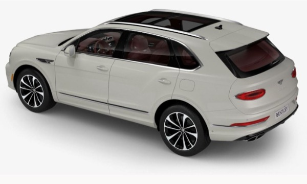New 2021 Bentley Bentayga Hybrid for sale Call for price at Alfa Romeo of Westport in Westport CT 06880 4