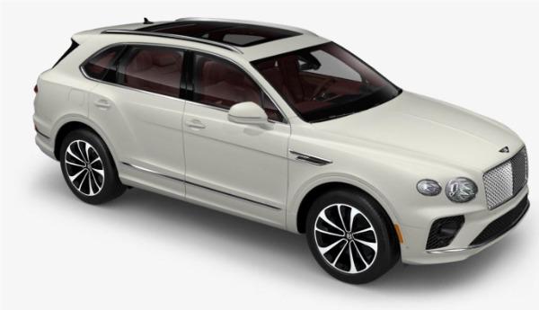 New 2021 Bentley Bentayga Hybrid for sale Call for price at Alfa Romeo of Westport in Westport CT 06880 5