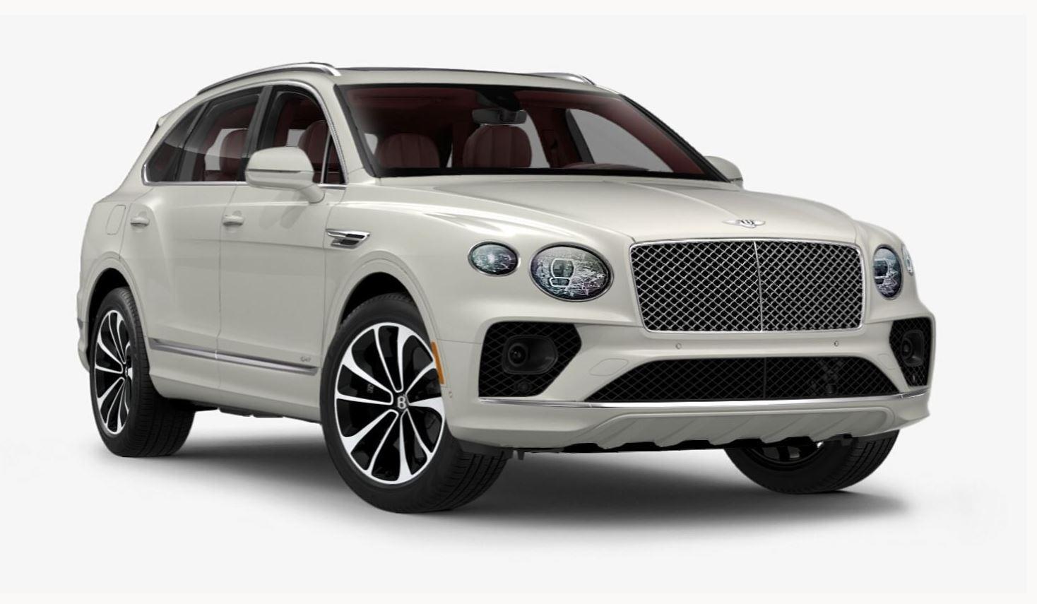 New 2021 Bentley Bentayga Hybrid for sale Call for price at Alfa Romeo of Westport in Westport CT 06880 1