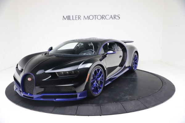 Used 2018 Bugatti Chiron for sale Call for price at Alfa Romeo of Westport in Westport CT 06880 2
