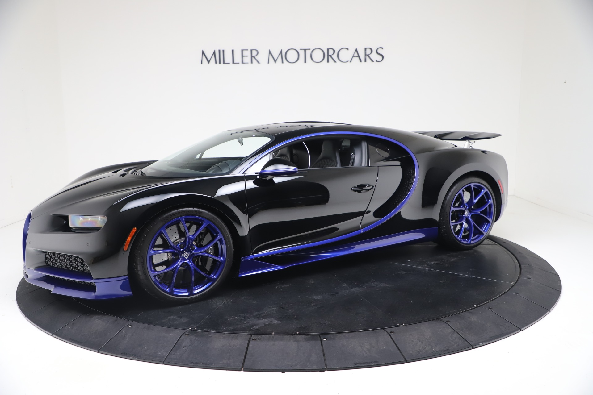 Used 2018 Bugatti Chiron for sale Call for price at Alfa Romeo of Westport in Westport CT 06880 1