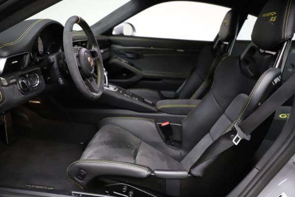 Used 2019 Porsche 911 GT2 RS for sale Sold at Alfa Romeo of Westport in Westport CT 06880 14