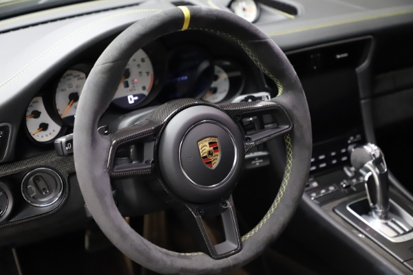 Used 2019 Porsche 911 GT2 RS for sale Sold at Alfa Romeo of Westport in Westport CT 06880 17