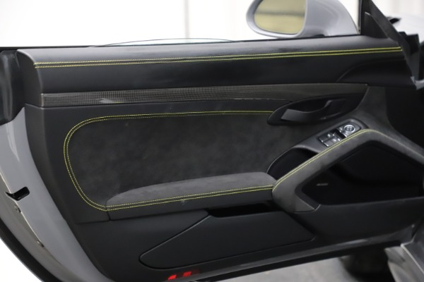 Used 2019 Porsche 911 GT2 RS for sale Sold at Alfa Romeo of Westport in Westport CT 06880 18