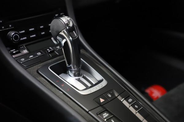 Used 2019 Porsche 911 GT2 RS for sale Sold at Alfa Romeo of Westport in Westport CT 06880 19