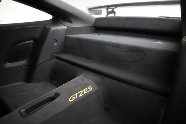 Used 2019 Porsche 911 GT2 RS for sale Sold at Alfa Romeo of Westport in Westport CT 06880 20