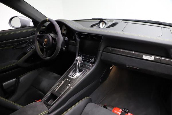 Used 2019 Porsche 911 GT2 RS for sale Sold at Alfa Romeo of Westport in Westport CT 06880 21