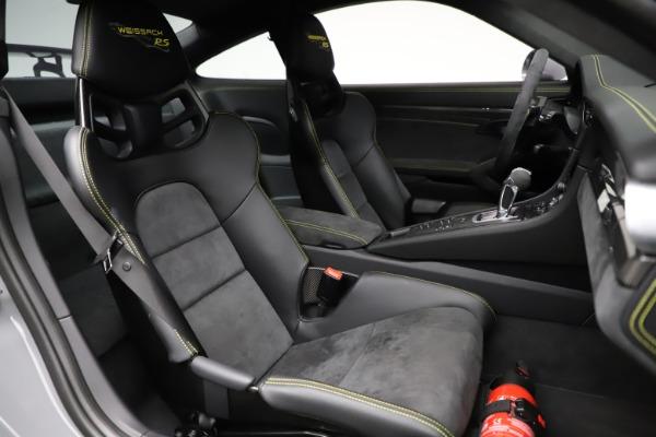 Used 2019 Porsche 911 GT2 RS for sale Sold at Alfa Romeo of Westport in Westport CT 06880 23