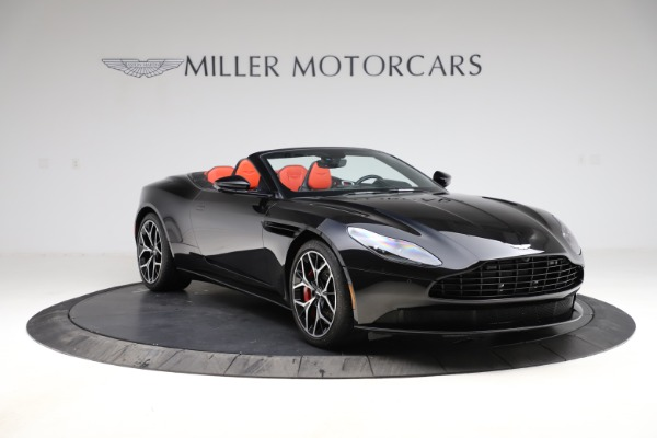 Used 2019 Aston Martin DB11 Volante for sale Sold at Alfa Romeo of Westport in Westport CT 06880 10