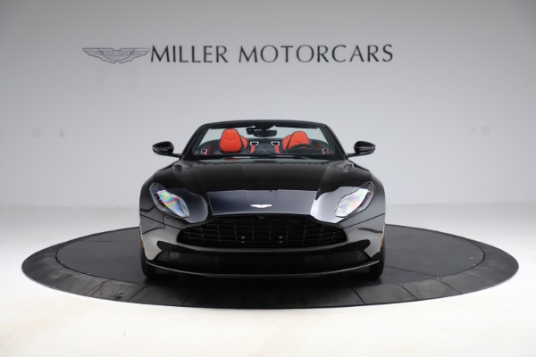Used 2019 Aston Martin DB11 Volante for sale Sold at Alfa Romeo of Westport in Westport CT 06880 11