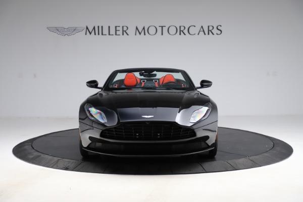 Used 2019 Aston Martin DB11 Volante for sale $209,990 at Alfa Romeo of Westport in Westport CT 06880 11