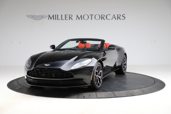 Used 2019 Aston Martin DB11 Volante for sale Sold at Alfa Romeo of Westport in Westport CT 06880 12