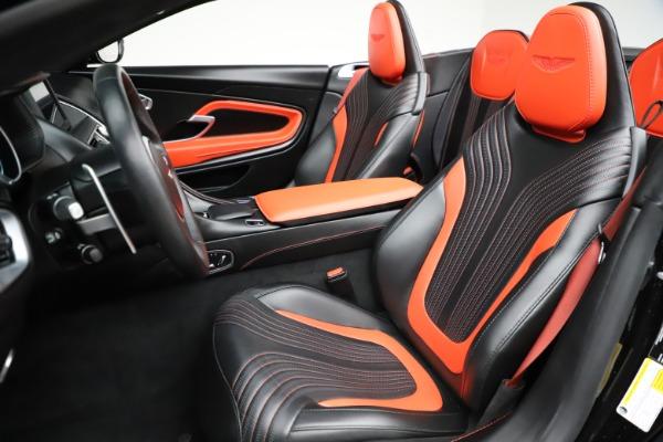 Used 2019 Aston Martin DB11 Volante Volante for sale $204,900 at Alfa Romeo of Westport in Westport CT 06880 15