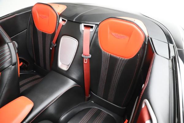 Used 2019 Aston Martin DB11 Volante Volante for sale $204,900 at Alfa Romeo of Westport in Westport CT 06880 18