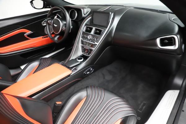 Used 2019 Aston Martin DB11 Volante Volante for sale $204,900 at Alfa Romeo of Westport in Westport CT 06880 20