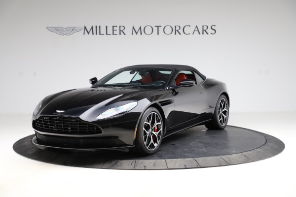 Used 2019 Aston Martin DB11 Volante for sale Sold at Alfa Romeo of Westport in Westport CT 06880 23