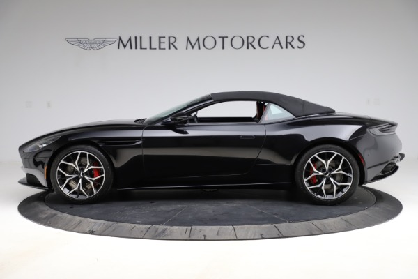 Used 2019 Aston Martin DB11 Volante for sale Sold at Alfa Romeo of Westport in Westport CT 06880 24