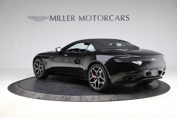 Used 2019 Aston Martin DB11 Volante for sale Sold at Alfa Romeo of Westport in Westport CT 06880 25