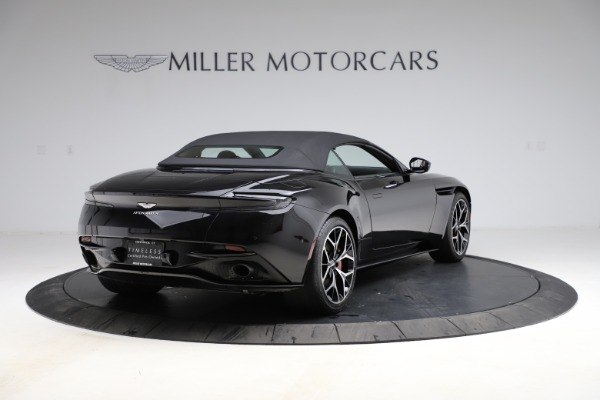 Used 2019 Aston Martin DB11 Volante for sale Sold at Alfa Romeo of Westport in Westport CT 06880 26