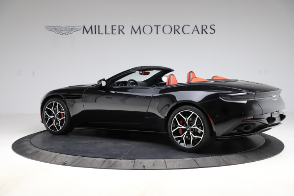Used 2019 Aston Martin DB11 Volante for sale Sold at Alfa Romeo of Westport in Westport CT 06880 3