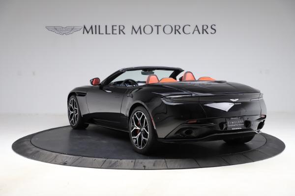 Used 2019 Aston Martin DB11 Volante Volante for sale $204,900 at Alfa Romeo of Westport in Westport CT 06880 4