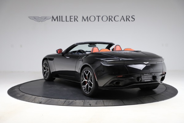 Used 2019 Aston Martin DB11 Volante for sale Sold at Alfa Romeo of Westport in Westport CT 06880 4