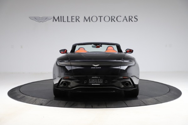 Used 2019 Aston Martin DB11 Volante for sale Sold at Alfa Romeo of Westport in Westport CT 06880 5