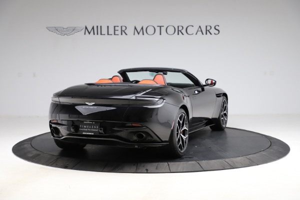 Used 2019 Aston Martin DB11 Volante Volante for sale $204,900 at Alfa Romeo of Westport in Westport CT 06880 6
