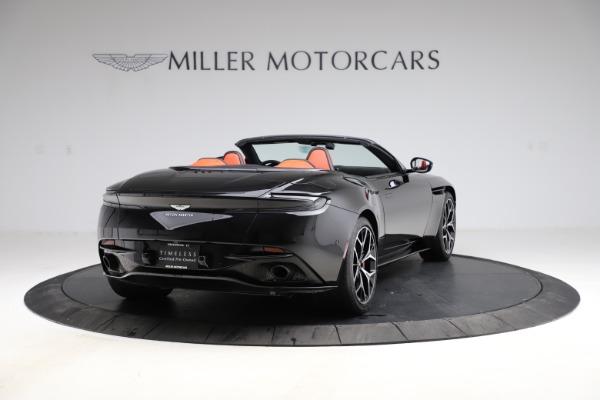 Used 2019 Aston Martin DB11 Volante for sale $209,990 at Alfa Romeo of Westport in Westport CT 06880 6