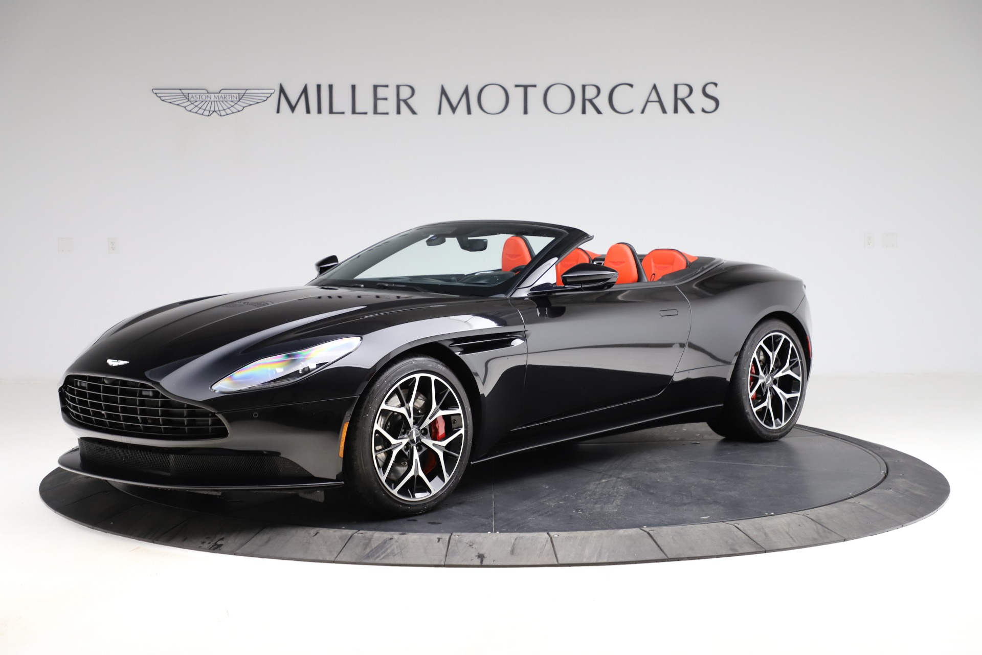 Used 2019 Aston Martin DB11 Volante for sale Sold at Alfa Romeo of Westport in Westport CT 06880 1