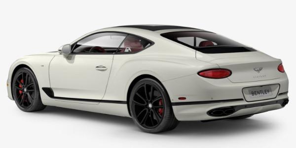 New 2021 Bentley Continental GT V8 for sale $270,170 at Alfa Romeo of Westport in Westport CT 06880 3