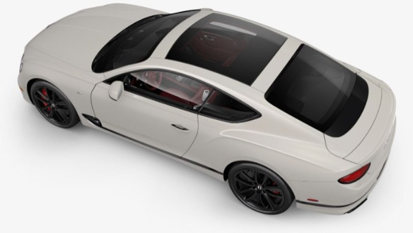 New 2021 Bentley Continental GT V8 for sale $270,170 at Alfa Romeo of Westport in Westport CT 06880 4