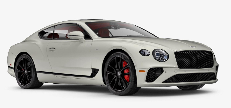 New 2021 Bentley Continental GT V8 for sale $270,170 at Alfa Romeo of Westport in Westport CT 06880 1